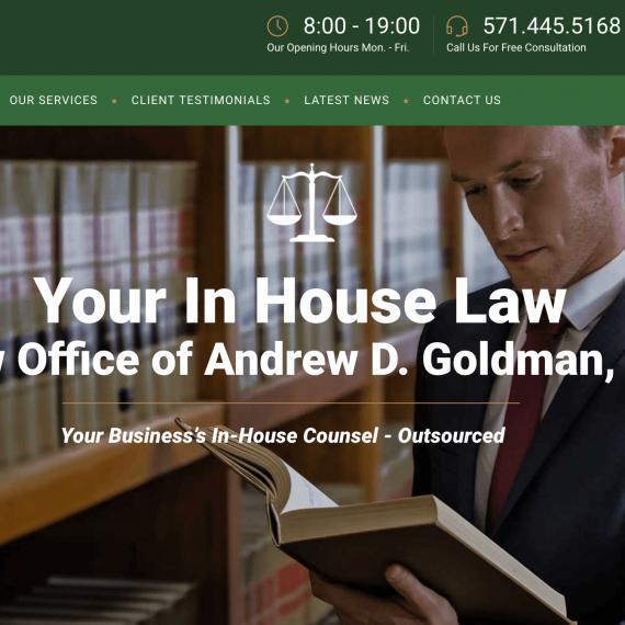Andrew Goldman Law