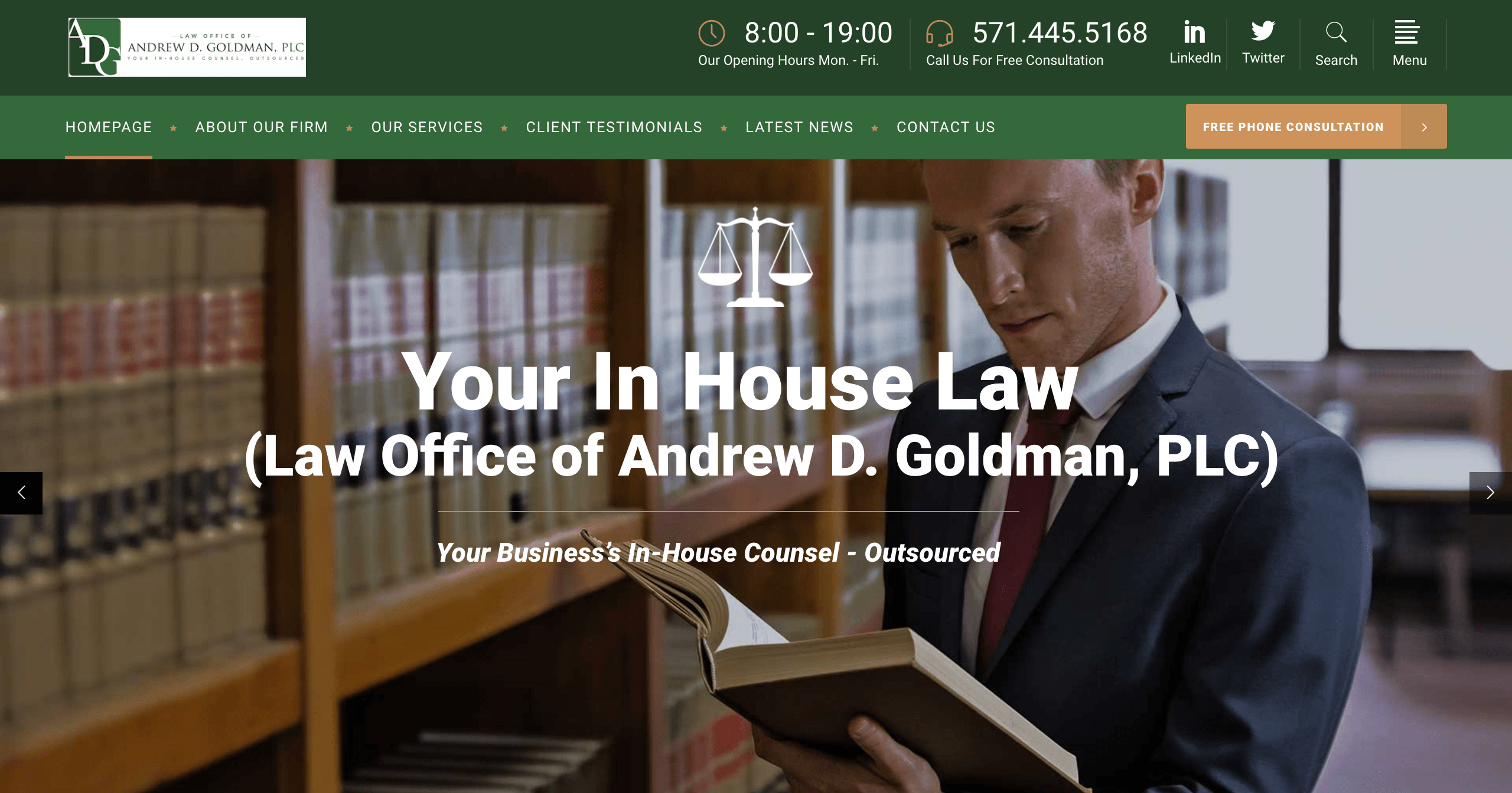Andrew Goldman Law