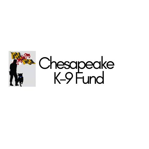 Chesapeake K9 Fund Logo