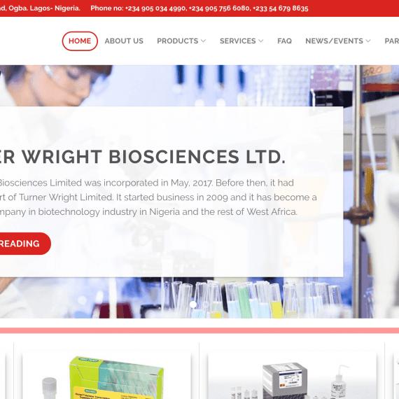 Turner Wright Biosciences Ltd.