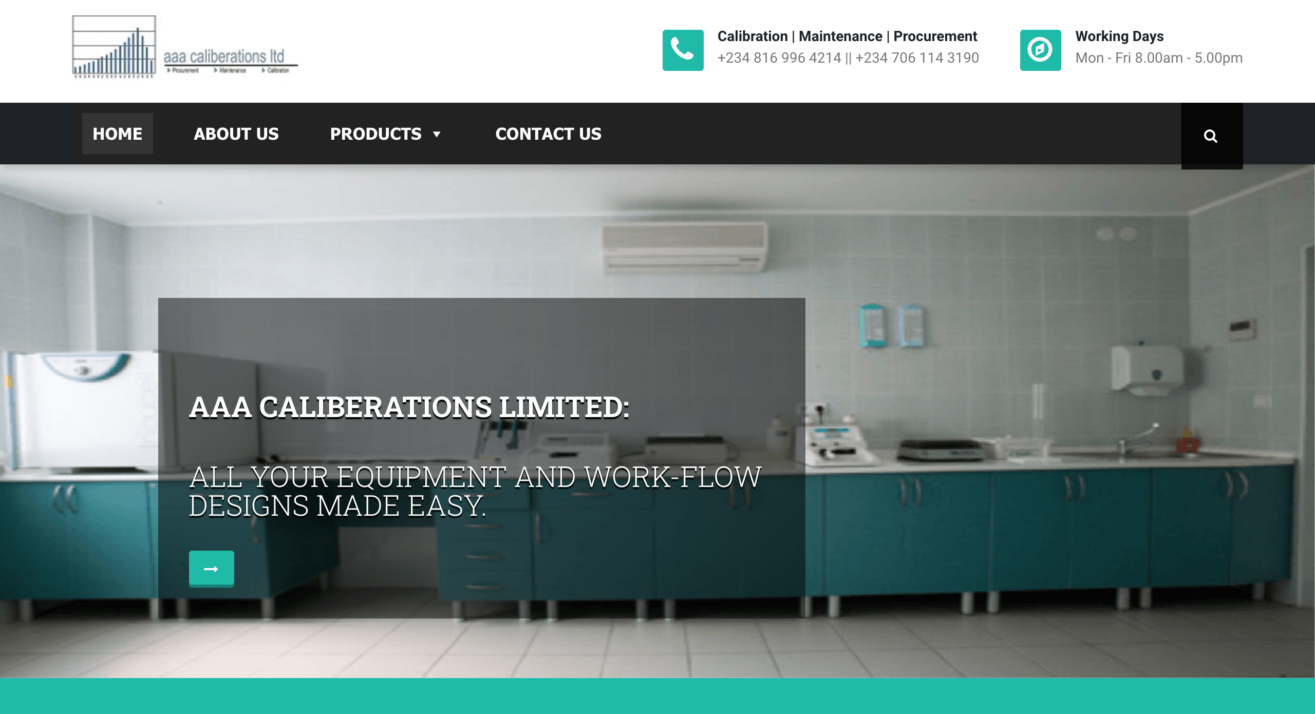 AAA Caliberations Limited